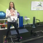 Exercise post baby