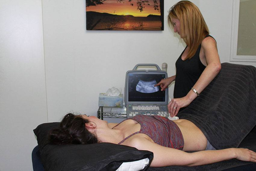 physiotherapy ultrasound