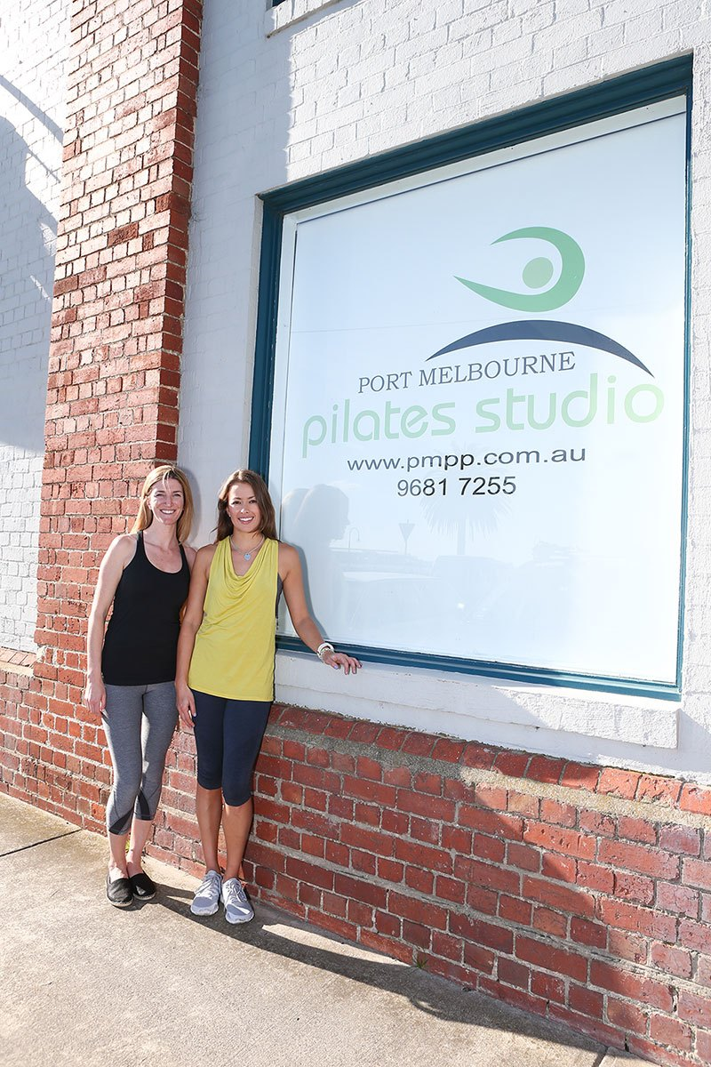 Port melbourne physiotherapy & pilates