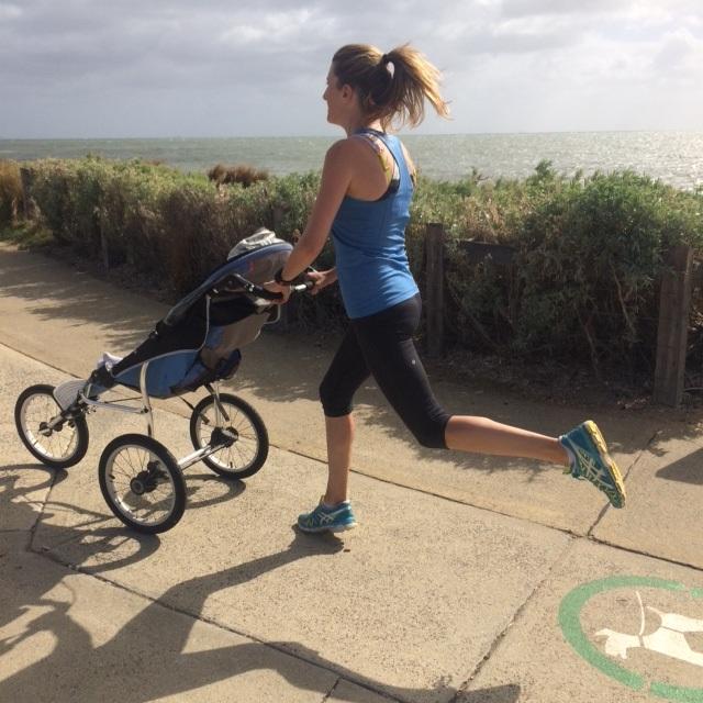 running postnatal