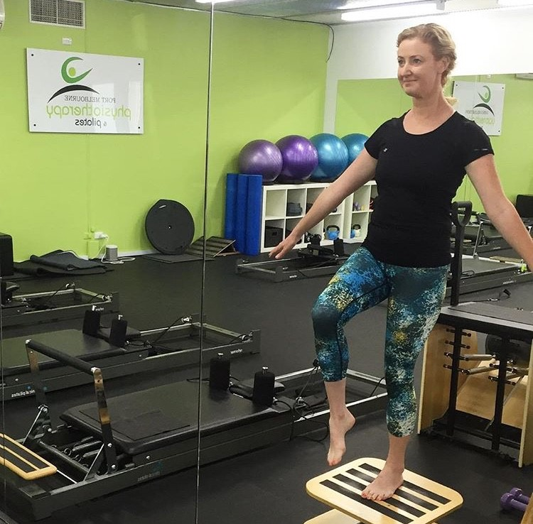 Balance Board Melbourne: Port Melbourne Physiotherapy